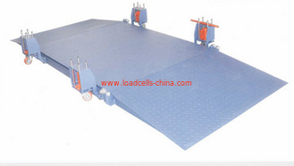 China Large Platform Pallet Weighing Scales KAW-S4 1 Ton - 5 Ton Floor Pallet Scale supplier
