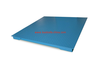 China 3 Ton Industrial Floor Scale / Warehouse Weighing Scales With ZEMIC H8C Load Cell supplier