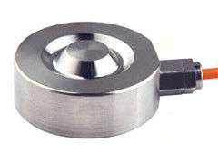 China 1kg - 2000kg Round Load Cell , Button Load Cell Compression Measurement factory