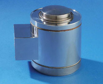 China 10t - 50T Round Column Load Cell , Weighing Load Cell For Railway Scale / Truck Scale factory